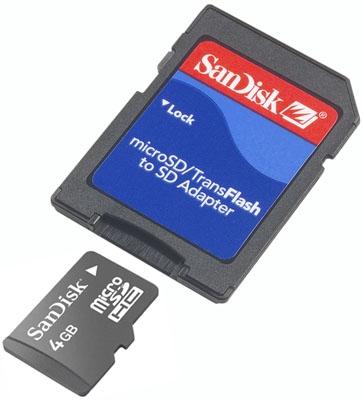 CD verso il pensionamento : arriva la Micro SD !