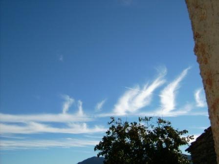 Sfumature nel cielo