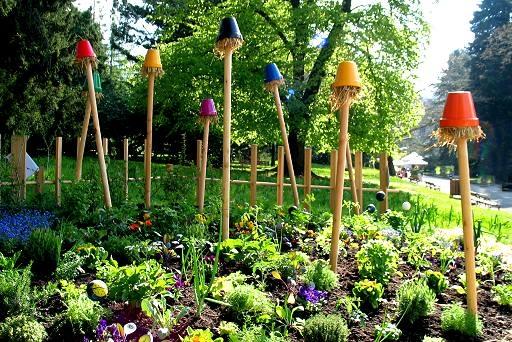 Coltivi l'orto ? Vivi di più !