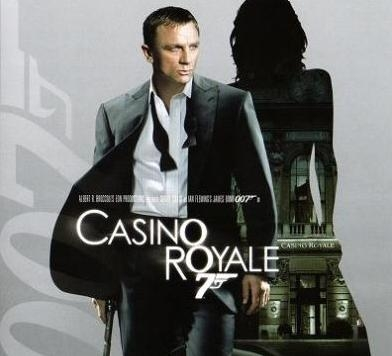 "007 Casino Royale : ""cinema spettacolo"" con James Bond"