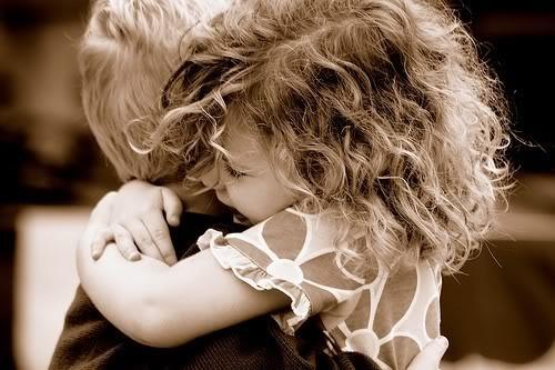 Speranze di un'abbraccio