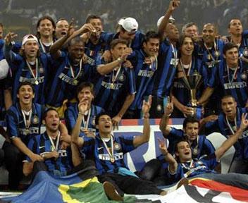 L'Inter è Campione d'Italia … In anticipo !