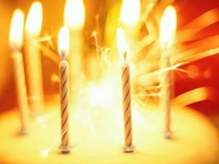 Il compleanno del Giomba : e sono 22 !