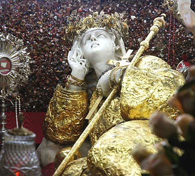 Santa Rosalia : Palermo si prepara ad abbracciare la sua Patrona