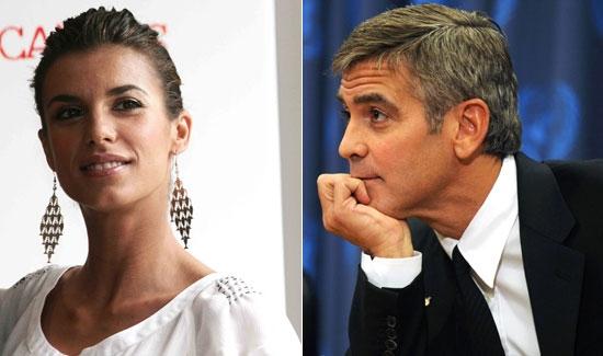 """Canalis – Clooney : facciamo """"Spetteguless"""""""