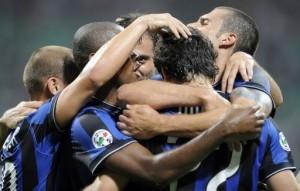 L'Inter stravince contro il Milan per 4 a 0