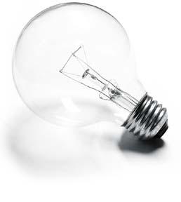 La lampadina va in pensione !