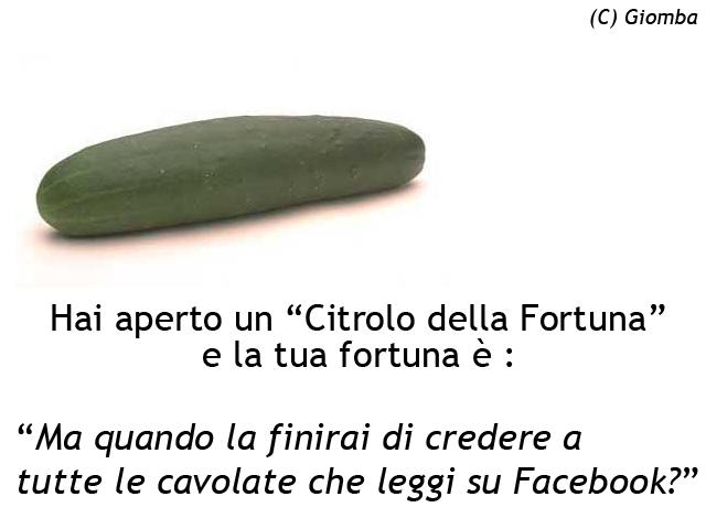 """Il """"Citròlo"""" della Fortuna"""