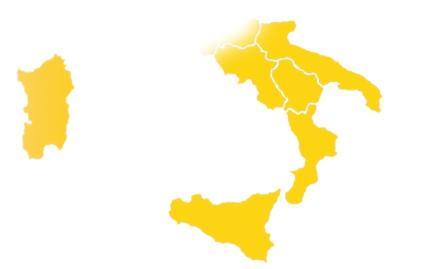 L'Italia va avanti e il Sud resta al palo