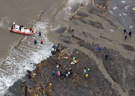 Calamità naturale a Messina: vicinanza alle famiglie dal Blog del Giomba