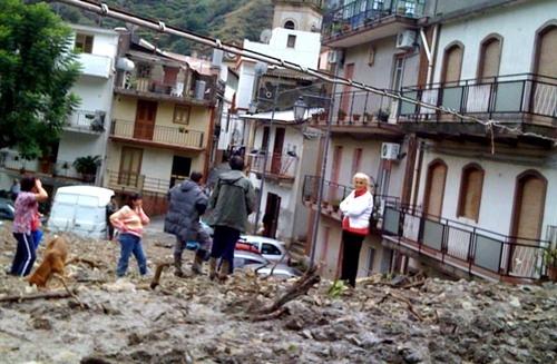 Alluvione di Messina: una strage dimenticata?