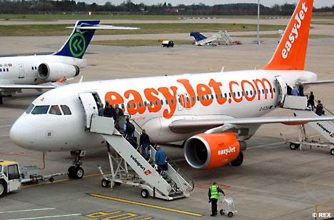"Easy Jet lancia la ""Tratta in Dialetto"""