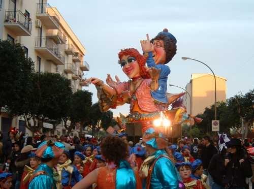 Carnevale di Sciacca: arrivano i soldi dal Comune